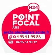 logo point focal ars corse
