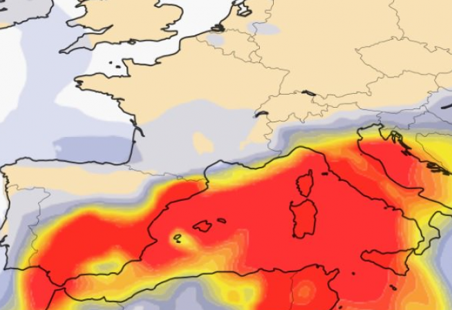 cartographie pollution particules fines